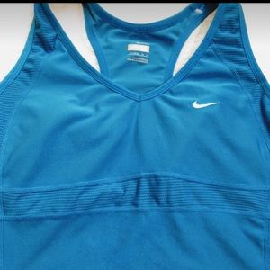 Nike FITDRY Racerback Workout Top